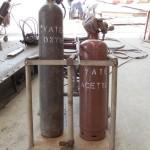 Gas Cutting Unit