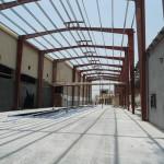 Orta Anadolu Textiles Roof Extn Works